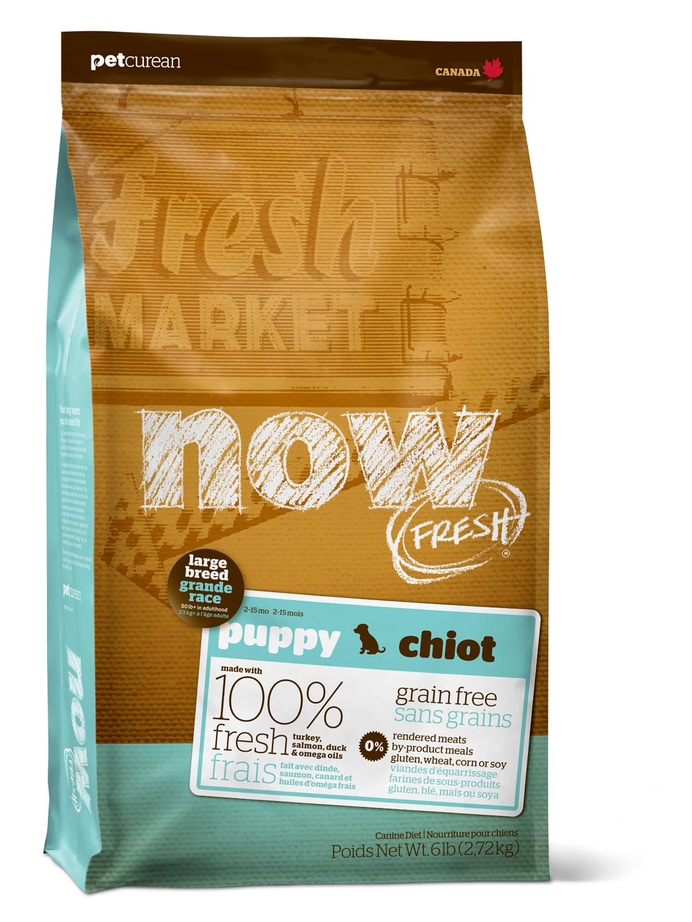 Now Large Breed Puppy Food Reviews
