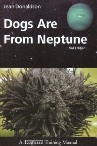 Dogs are from Neptune book cover