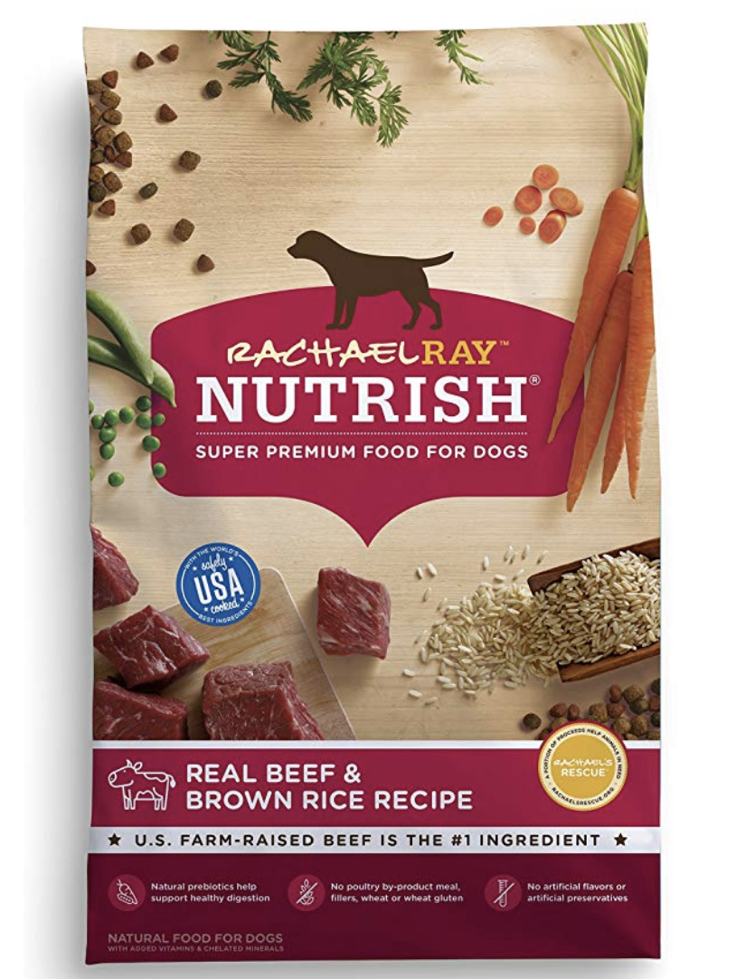 rachael ray dog food-Rachael Ray Nutrish Natural Dry Dog Food