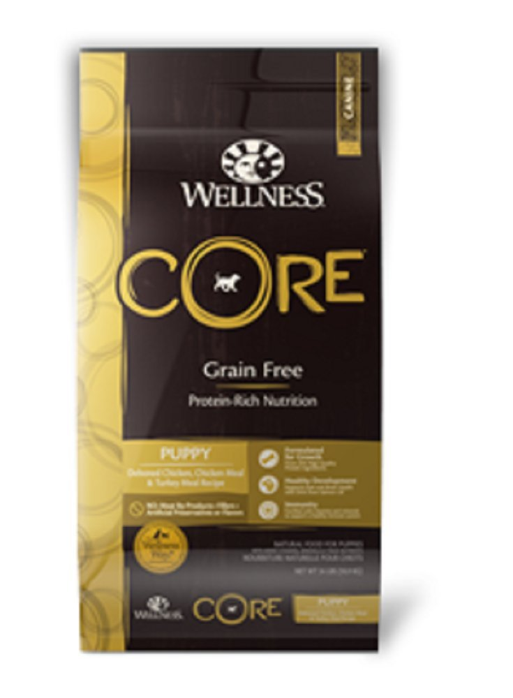 Wellness CORE Puppy Dry Formula pedigree puppy food review